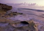 Sunrise, Blowing Rocks Preserve, Anastasia Limestone