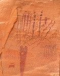 Barrier Canyon Style Rock Art