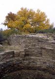 Kiva, Salmon Ruins, autumn