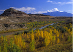 Autumn, Fremont River, Utah