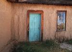 Blue Door,Salmon Homestead