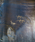 Petroglyphs, Canyon de Chelly National Monument