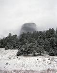 Devil's Tower, Winter