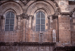 Church of the Holy Sepulchre and Mysterious Ladder
