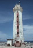 Lacre Point Light, Bonaire