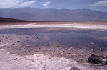 Badwater, Panamint Range, Death Valley National Park