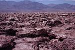 Salt Rock Formations, Devil's Golf Course, Death Valley National Park