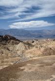 Gower Gulch from Zabriskie Point, Death Valley National Park