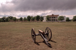 Parade Grounds and Old Bedlam, Fort Laramie, Wyoming