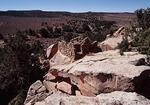 Boulder Fortress Pueblito, San Juan Basin, New Mexico