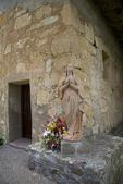 Statue of the Virgin Mary, Mission San Carlos Borromeo del Rio Carmelo