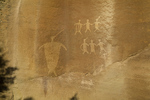 Delgadito Canyon Petroglyphs