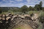 Tower Structure, Gallina Culture, Rattlesnake Ridge