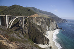 Bixby Bridge, Hwy 1, California