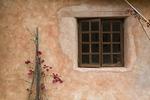 Window, Mission San Carlos Borromeo