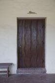 Doorway, Mission San Carlos Borromeo, Carmel, California