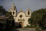 Mission San Carlos Borromeo, Carmel, Calofornia