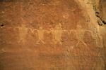 Basketmaker Petroglyphs, San Juan Basin