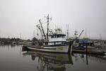 Fishing Boat, Moss Landing, California