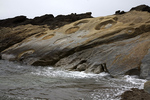 Sculptured Shoreline, The Slot, Point Lobos State Reserve, California