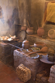 Kitchen, Mission San Antonio de Padua