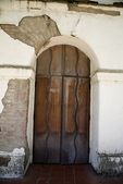 Doorway, Mission San Juan Bautista