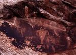 Petroglyphs, Bluff, Utah