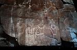 Fremont Petroglyphs, McConkie Ranch