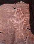 Fremont Petroglyph, McConkie Ranch, Utah