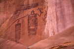 Barrier Canyon Style Rock Art, Seven Mile Canyon