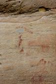 Carrizo Canyon Rock Art