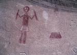Martin Canyon rock Art