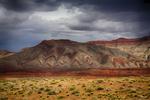 Southeast Utah Landscape, Geologic Earth Strata
