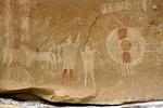 Ute Historic Rock Art Panel