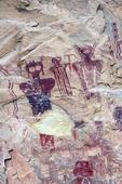 Thompson Wash Rock Paintings