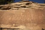 Carey's Wall, San Juan Basin, New Mexico