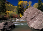 Crystal River, Marble, CO, Autumn