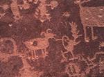 Nine Mile Canyon Rock Art