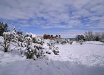 Quarai Ruin, Winter