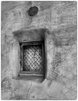 Coyote, New Mexico, Church Window