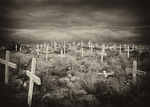 Old San Juan Mission Cemetery, Farmington, New Mexico