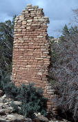 Curved Wall House, Holly Ruins, Hovenweep National Monument