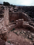 Unit Type House, Kiva, Square Tower Group, Hovenweep National Monument