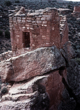Stronghold House, Square Tower Group, Hovenweep National Monument