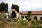 Main Entrance, Mission San Carlos Borromeo de Carmelo, Carmel, California