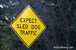 Dogsled Sign