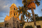 Historic Mission Loreto was founded in 1697 in Loreto Mexico