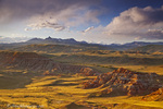 Badlands and The Ramshorn in Dubois, Wyoming, USA