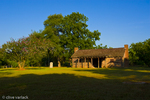 Stephen F Austin Dog  Trot Cabin (1800's)