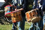 Drum corp, Civil War reenactors